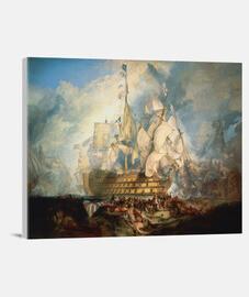 bataille de trafalgar (1822-1824)
