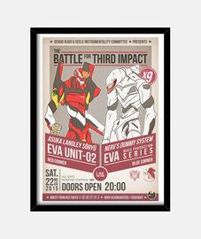 bataille pour le troisième impact