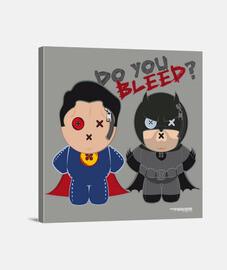 Bats vs Super