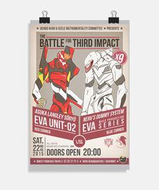 battle for il terzo impatto