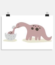 Bebé dinosaurio
