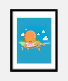 bébé kraken