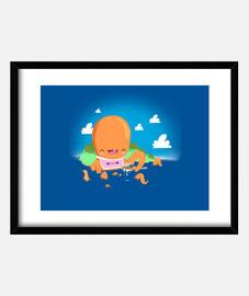 bebè kraken