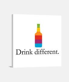 bebida diferente