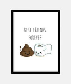 best amis pour toujours