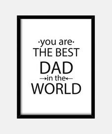 best papa dans le noir du monde