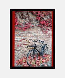 Bicicleta en otoño