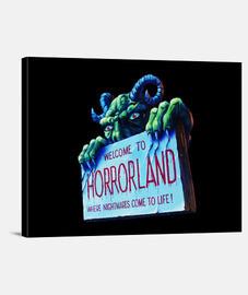 Bienvenidos a Horrorlandia