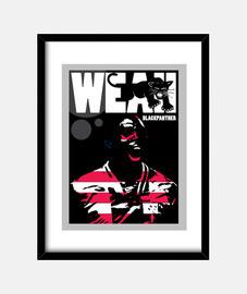 BLACKPANTHER  GEORGE WEAH
