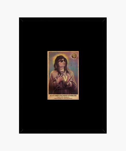 Blessed dott.palmito - the vendrame framed...