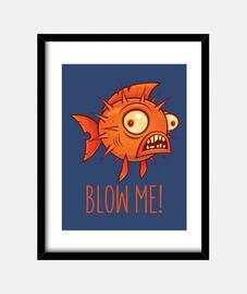 blow me porcupine blowfish