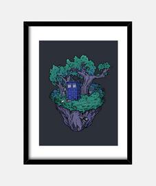 boîte forestière