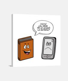 book vs book e