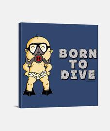 born a dive