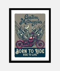 born per ride