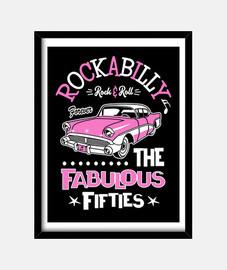 box rock musica rockabilly rocker rosa rock and roll vintage favolosi anni '50