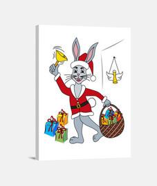 Buon Natale coniglietto