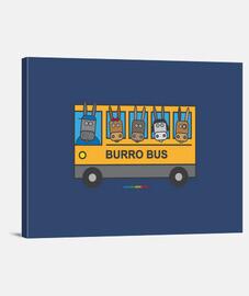 BURRO BUS - CUADRO