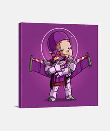 Buzz - Lienzo