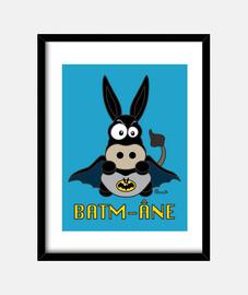 Cadre Âne Batm-Âne, Superhéros, Comics