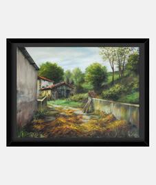 Cadre horizontal 4:3 (40 x 30 cm)