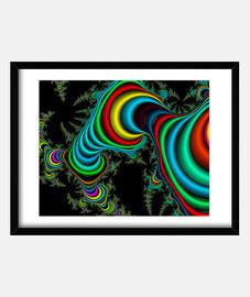Cadre horizontaux 4:3 (40 x 30 cm)
