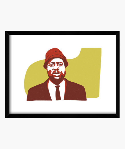 Cadre Thelonious Monk