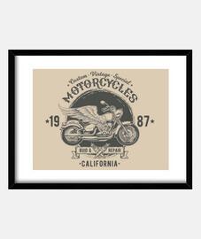 California motorbike