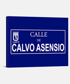 Calle de Calvo Asensio