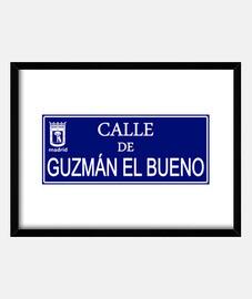 Calle de Guzmán El Bueno