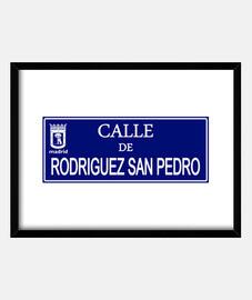 Calle de Rodriguez San Pedro