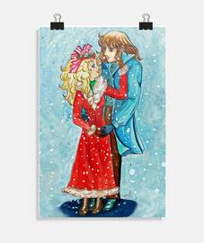 Candy de invierno, poster