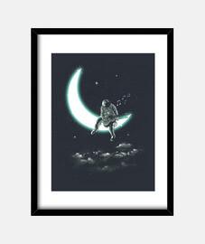 canzone luna