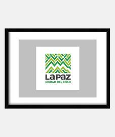 Capa La Paz ciudad del cielo