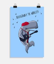 carretera a la ballena