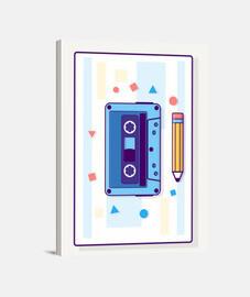 Casete o Cassette
