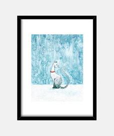 cat d'hiver