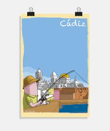 Catedral de Cádiz by Calvichi's