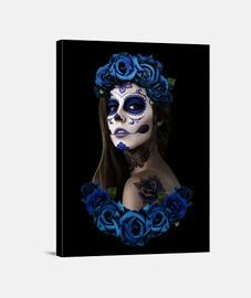catrine bleue