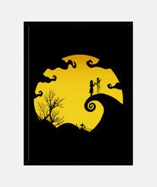 cauchemars silhouette