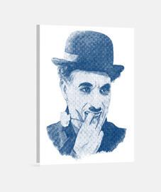 Chaplin Lienzo
