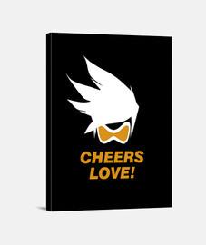 Cheers Love!