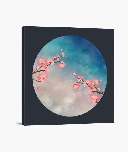 Lienzo Cherry Blossom