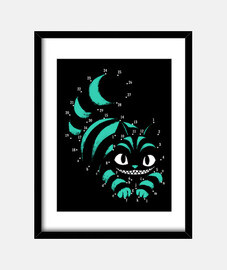 Cheshire points print