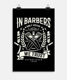 chez les coiffeurs on fait confiance