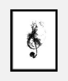 Chiave di violino Quadro