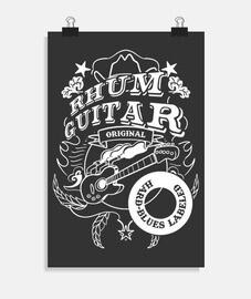 chitarra al rum