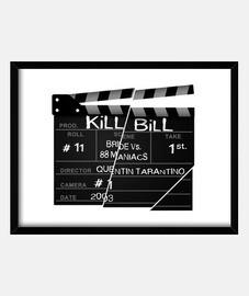 claqueta kill bill