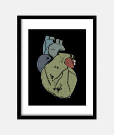 cœur blessé