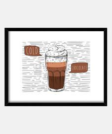 cold chocolat